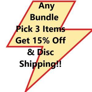 Bundle and Save a Bundle!!!